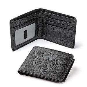 Marvel's Agents of SHIELD RFID blocking wallet