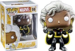 Storm Funko POP! Marvel: X-Men: Black Suit Exclusive