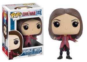 Scarlet Witch Funko POP! Captain America 3 Civil War