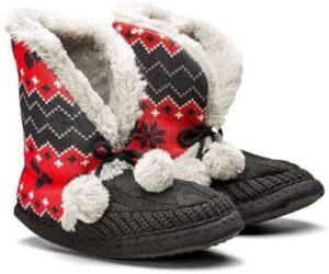 harley quinn slipper boot