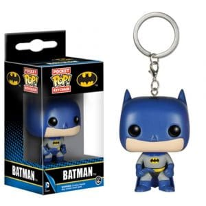 Funko POP! Keychain Pocket DC Batman Figure