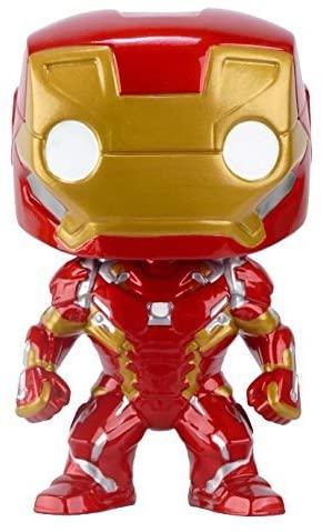 Iron Man Funko POP! Marvel – Captain America 3: Civil War